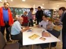 Treffen mit Klaus Teuber 13.9.2014